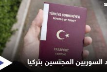 تركيا تكشف رسمياً أعداد السوريين المجنسين وتأثيرهم بالانتخابات القادمة وتهديدات أردوغان لشمال سوريا تهوي بالليرة