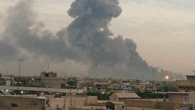 بالفيديو    انفجار ضخم قرب قيادة شرطة الأنبار غربي العراق