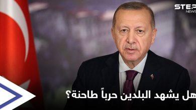 أردوغان يتحدث عن إمكانية شن إيران لعملية عسكرية ضد أذربيجان