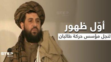 بالفيديو|| في أوّل ظهورٍ متلفز له.. نجل الملا عمر مؤسس حركة طالبان يناشد هؤلاء