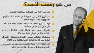 في ظل الحديث عن عودته إلى سوريا.. من هو رفعت الأسد عم رئيس النظام السوري بشار الأسد