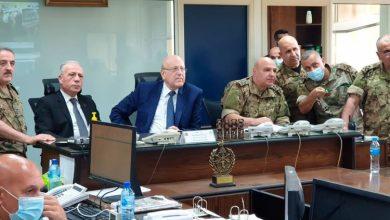 وزير الدفاع اللبناني يتحدث عن قرار بشأن قاضي تحقيقات انفجار مرفأ بيروت
